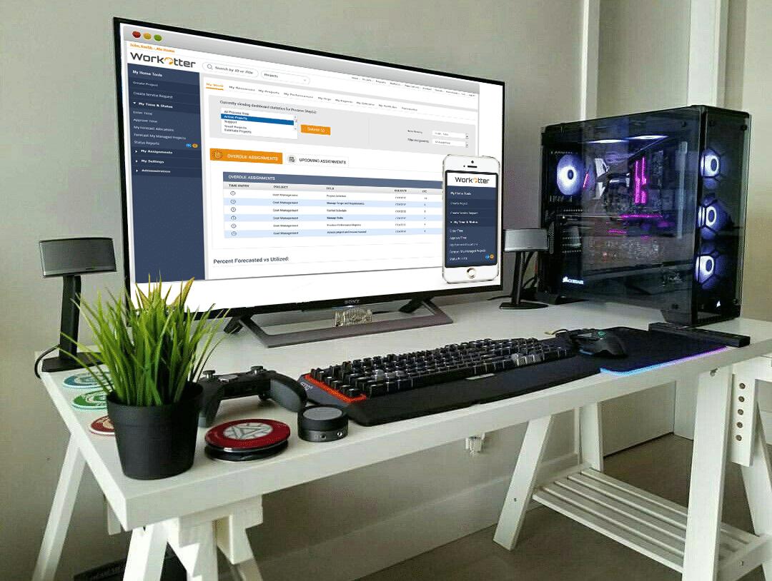 best online free project management software workotter
