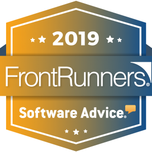 Gartner Software Advice - WorkOtter Project Management Front Runner 2019