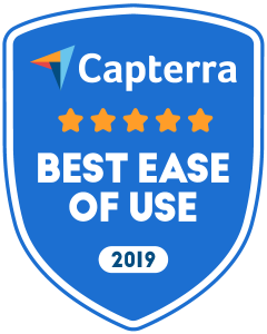 Capterra - WorkOtter Project Management Best Ease of Use 2019