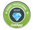 GetApp Category Leader Project Management Software 2020